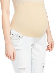 Jessica Simpson Secret Fit Belly Skinny Leg Maternity Crop Jeans