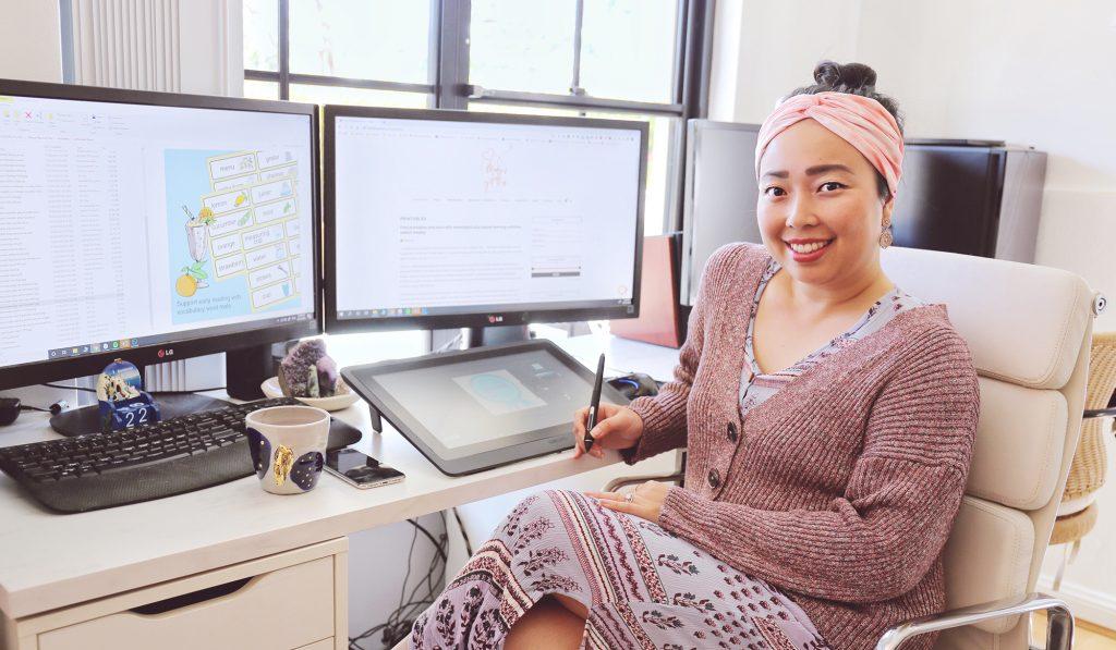 Jennifer Lam - Illustrator, Mama's Got This